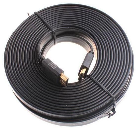 صورة : كابل HDMI - ثلاثي الأبعاد عالي الوضوح 1080 - 5 متر