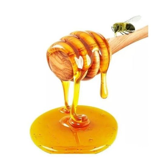 Picture of Wooden honey hanging