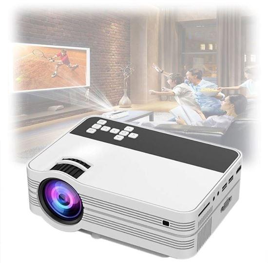 Mini Portable FullHD LED Projector UB-10
