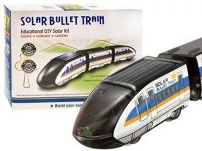 Picture of  Solar Bullet Train