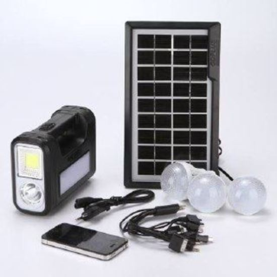 صورة : وحدة طاقة شمسية متكاملة