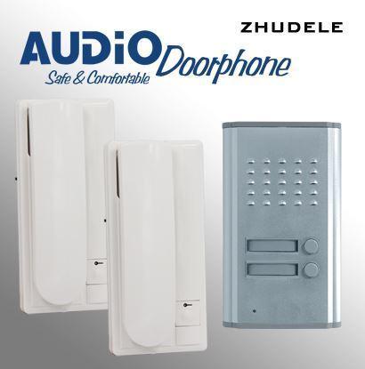 صورة : انتركم صوتي Audio doorphone