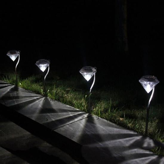 صورة : كشاف طاقة شمسية جوهرة