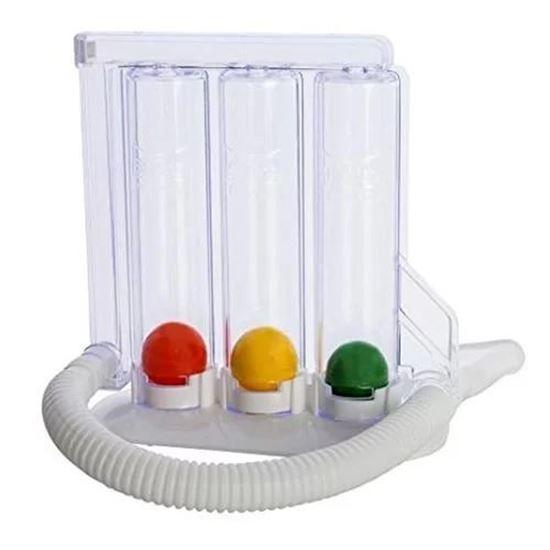 صورة : سيبرومتري - جهاز قياس قوة التنفس