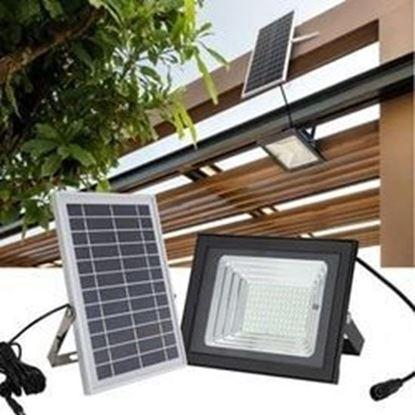 صورة : كشاف طاقة شمسية 300 وات