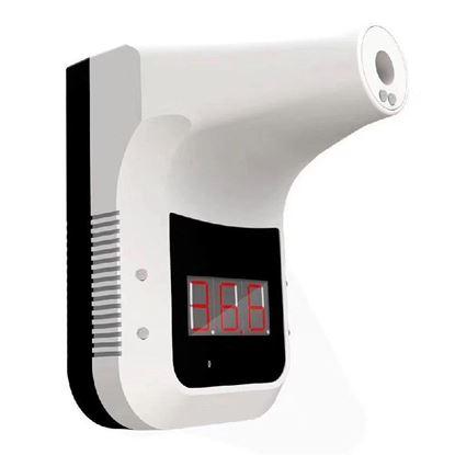 صورة : جهاز قياس الحرارة بشاشة ديجتال